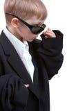 Little spy Stock Photography