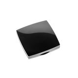 Square box with cosmetic product Royalty Free Stock Photography