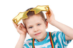 Little star Royalty Free Stock Image