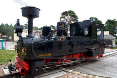 Little steam engine Royalty Free Stock Photo