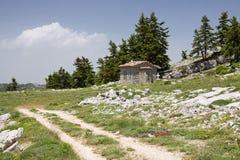 Little Stone Church Stock Image