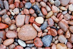 Little stones Royalty Free Stock Photo