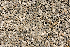 Little stones Royalty Free Stock Photography