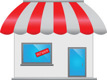 Little store Royalty Free Stock Photography