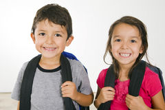 Little student Royalty Free Stock Photography