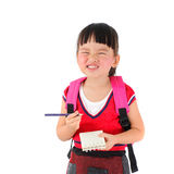 Little student Royalty Free Stock Image