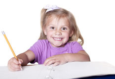 Little Student education Royalty Free Stock Images