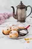Little Sultana Muffins Stock Photos