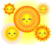 Little Sun Royalty Free Stock Images