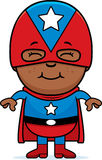 Little Superhero royalty free illustration