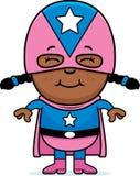 Little Superhero Stock Photography