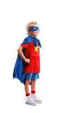 Little Superhero Royalty Free Stock Photography