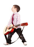 Little superstar Royalty Free Stock Photo