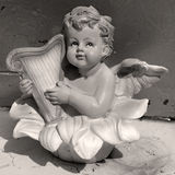 Little sweet angel Royalty Free Stock Photo
