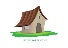 Little Sweet Home Royalty Free Stock Image