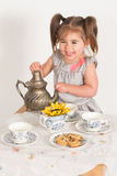 Little Tea Party Stock Images
