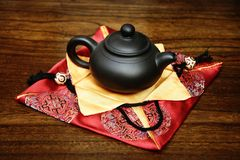 A little teapot Royalty Free Stock Images