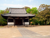 Little Temple In Kyoto Stock Image