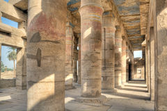 Little temple in Karnak Royalty Free Stock Images
