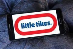 Little Tikes toy manufacturer logo. Logo of Little Tikes toy manufacturer on samsung mobile. Little Tikes is an American-based manufacturer of children`s toys royalty free stock image