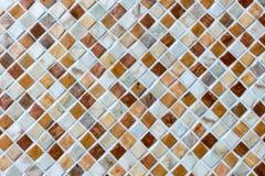 Little tile pieces Stock Photo
