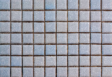 Little tiles Royalty Free Stock Images