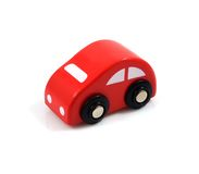 Little toy car Stock Photography