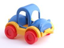 Little toy car Royalty Free Stock Photo