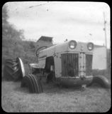 The little tractor that could Royalty Free Stock Images