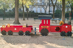 Little train for children Royalty Free Stock Photos