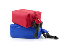 Little traveling bags Royalty Free Stock Photo
