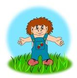 Little Troll Stock Image
