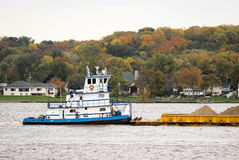Little Tugboat stock photography