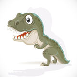 Little Tyrannosaurus Royalty Free Stock Images