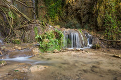 Little umbria waterfall Royalty Free Stock Photography