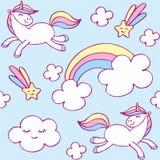 Little unicorn pattern