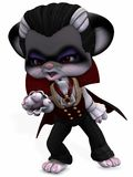 Little Vamp - Toon Figure Royalty Free Stock Photos