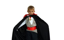 Little vampire Royalty Free Stock Photo
