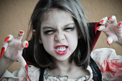 Little Vampire Stock Photos