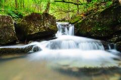 little vattenfall Royaltyfri Bild