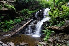 little vattenfall Arkivbilder