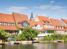 Little Venice in Bamberg Stock Photos