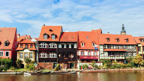 Little Venice Bamberg Stock Images
