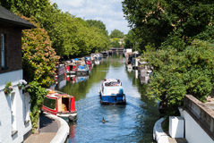 Little Venice Royalty Free Stock Photo