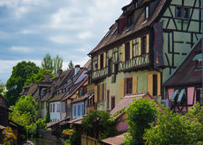 Little Venice in Colmar Stock Image
