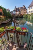 Little Venice in Colmar Royalty Free Stock Images