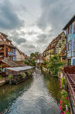 The little Venice, Colmar, France Royalty Free Stock Images