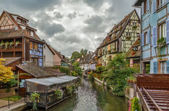 The little Venice, Colmar, France Stock Photography