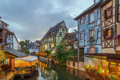 The little Venice, Colmar, France Royalty Free Stock Image