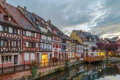 The little Venice, Colmar, France Stock Images
